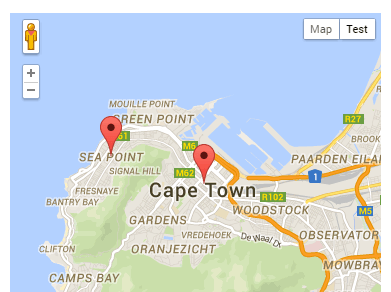 Google Maps Widget - SiteOrigin